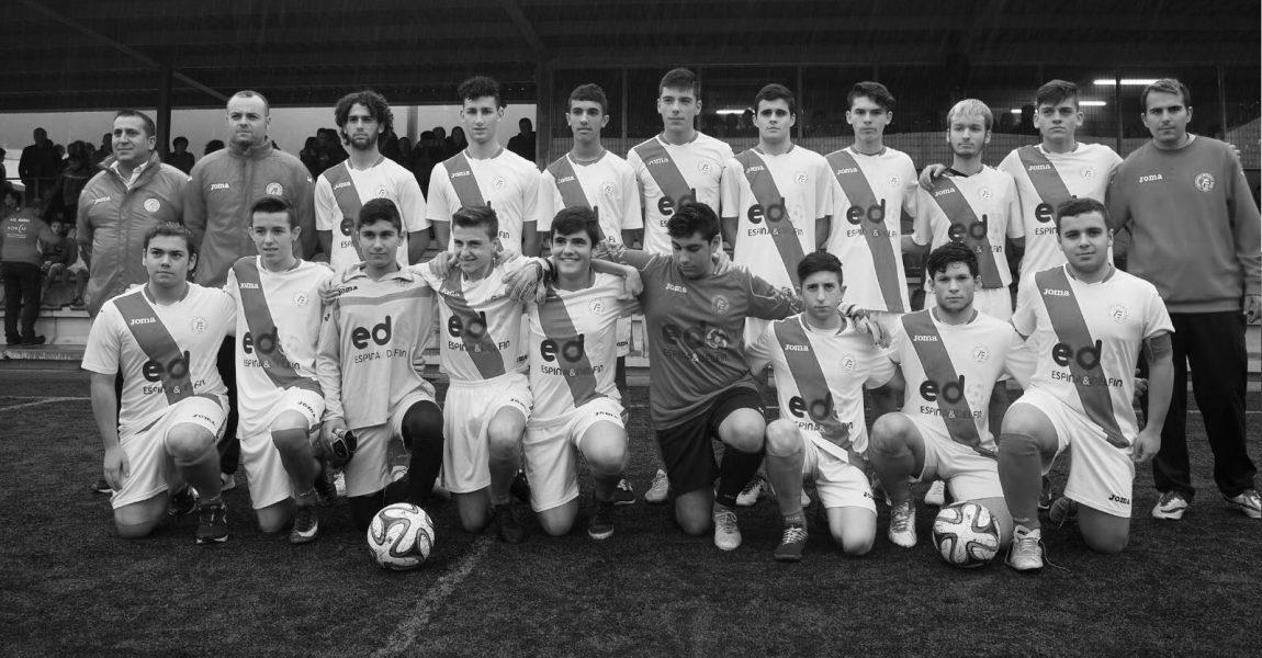 Juveniles subcampeones copa AFACO 2018