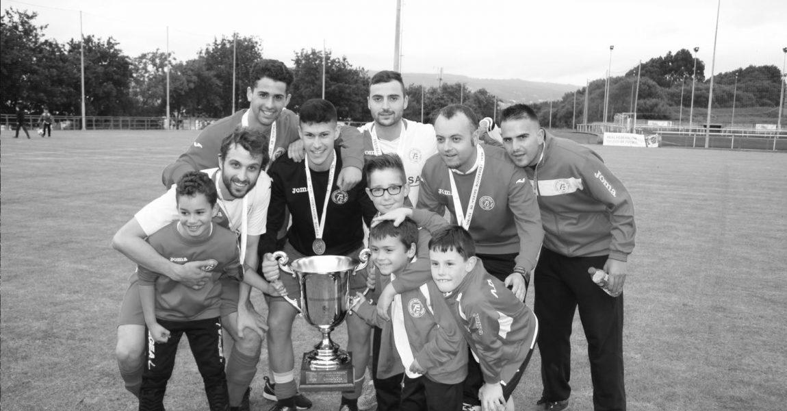 Miñenses campeones de Copa Ferrol 2018