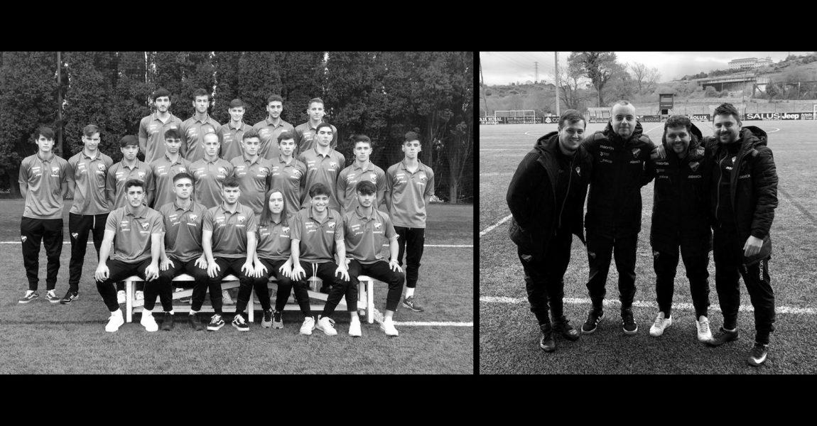 Plantilla y cuerpo técnico Juvenil A Ural CF 2018-2019